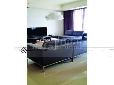 Dijual - Dijual Murah Apartemen ST. Moritz 3 BR Luas 145 m2 Full Furnished
