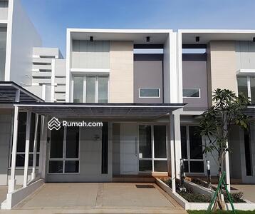 Dijual - Rumah 2 lantai siap huni 6x15m 90m2 Type 4KT Cluster Yarra JGC Jakarta Garden City Cakung