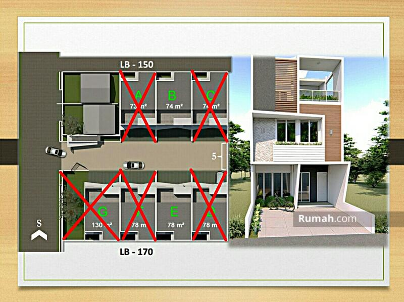 Cluster minimalis cantik murah dekat rs persahabatan Rawamangun Jakarta timur #108831463