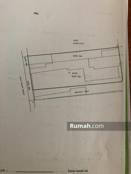 Tanah Hayam Wuruk Jakarta Pusat #108910469