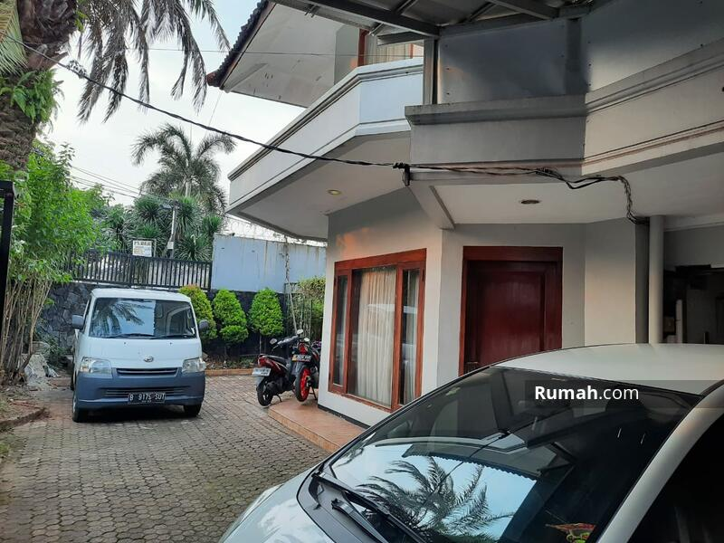 Rumah Mewah Harga BU di Kemang #108928493