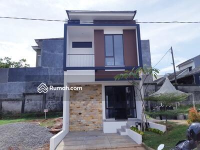 Dijual - Rumah Minimalis 2 Lantai 3 Kt Dekat Stasiun Sudimara Bintaro Bisa KPR DP 5%