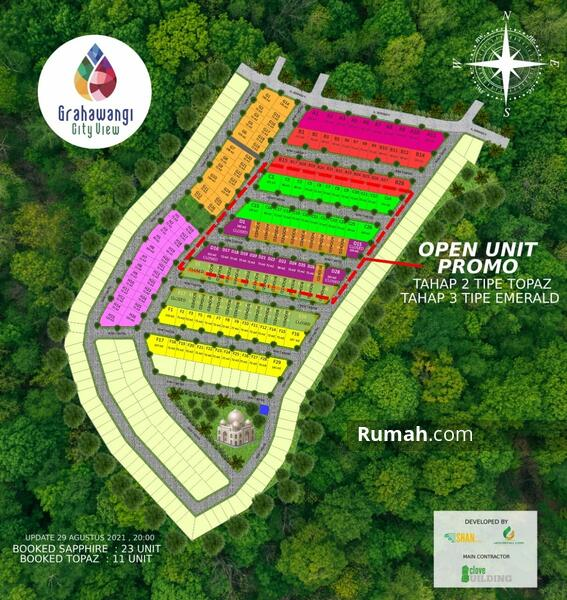 Rumah Cisarua dekat Lembang Bandung #108980345