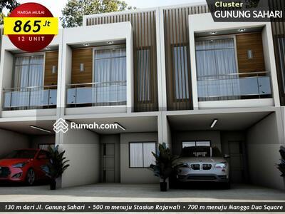 Dijual - Rumah Di Jl Industri Seberang The Media Hotel & Tower