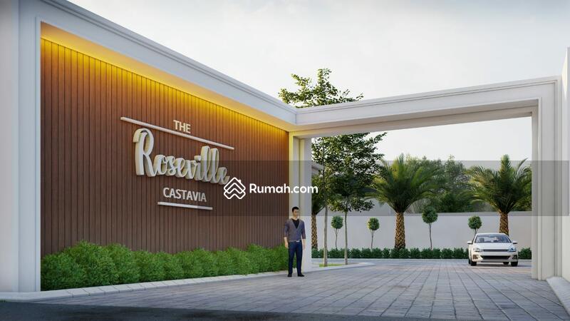 Cluster minimalis cantik roseville castavia #109002823