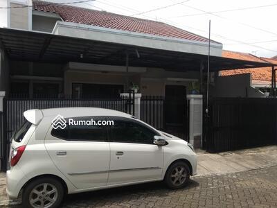 Dijual - Rumah Bagus @Deplu Tangerang, Carport 2 Mobil Terstrategis dekat Stasiun jurang Mangu