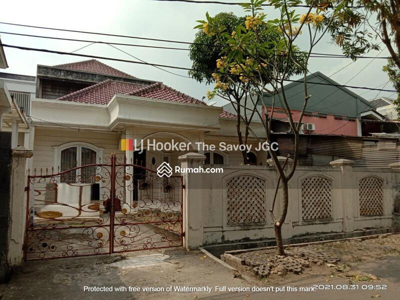 Dijual rumah full furnish di pulo gebang permai cakung #109013671