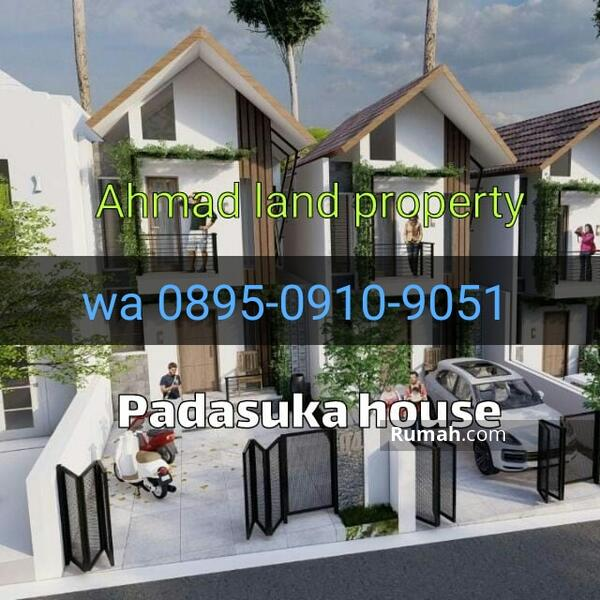 Jual Vila tropis rasa Dago Bandung (Padasuka house) #109024385