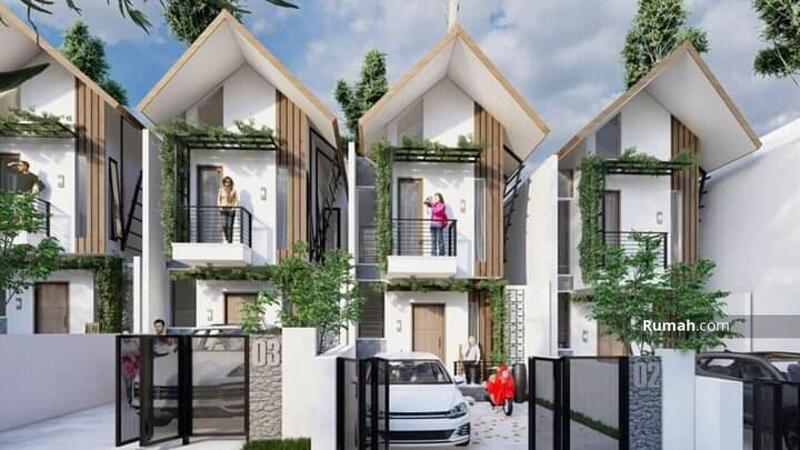 Jual Vila tropis rasa Dago Bandung (Padasuka house) #109024403