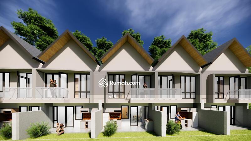Rumah 2 Lantai Gaya Jepang City View Murah Mulai 500 Jutaan #109032237