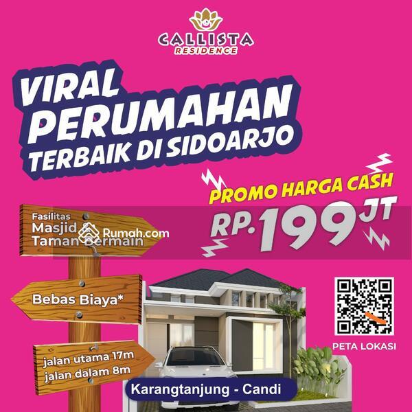 Rumah Di Sidoarjo Promo 100 jt-an di Bulan September #109034755