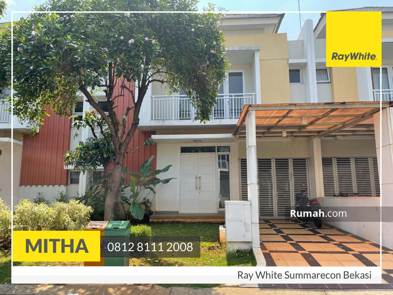 Dijual Rumah Nyaman Siap Huni, Bluebell Residence Summarecon Bekasi #109048107
