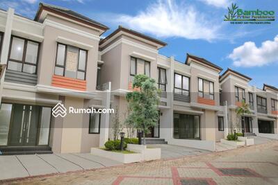 Dijual - Design Nuansa Bali Cluster 2 & 1 Lt Fas Swimming Pool & Clube House