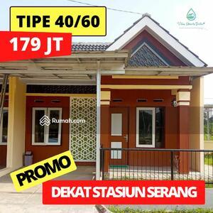 Dijual - Rumah murah dekat stasiun serang Banten