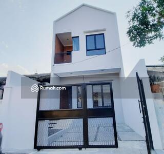 Dijual - Dijual Cepat Rumah Baru 2lt Siap Huni Murah bgt Strategis, Nyaman, Idaman Kel di Larangan, Ciledug
