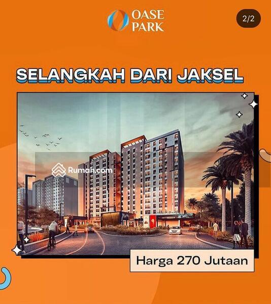 OASE PARK, Apartemen konsep TOD di Ciputat, Tangsel. #109142383