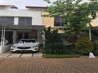 Dijual - Rumah siap huni 2 Lantai Luas 6x20 120m Type 2KT Cluster Alamanda JGC Jakarta Garden City