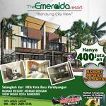 Lagi Promo! ! Rumah real estate 2, 5 Lantai View  Indah Bandung dekat IKEA Akses Tol