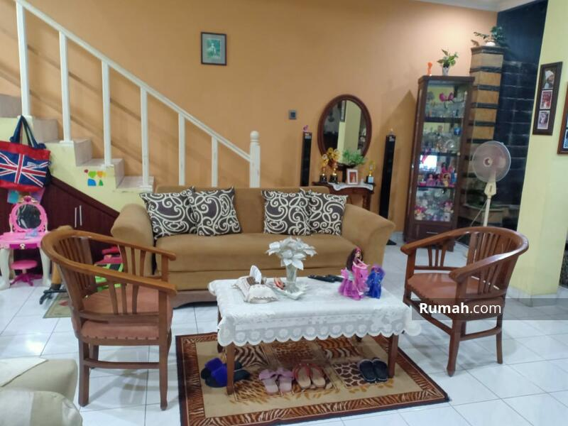 Dijual rumah di vila jombang baru ciputat tangerang selatan #109164677