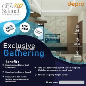 Dijual - Exclusive Gathering Gratis Rumah Syariah Area Ciwastra Buahbatu Dapatkan Promonya