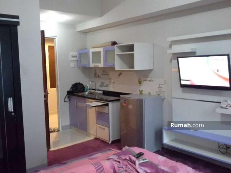 Dijual Apartemen Taman melati Margonda Depok tipe studio full furnished lantai 5 bisa KPA #109181521