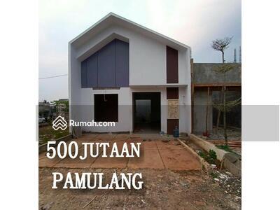 Dijual - Rumah murah free surat 500jutaan di Pamulang