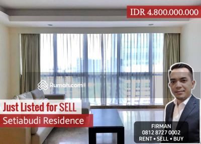 Dijual - Dijual Murah 3 Bedrooms 3 BR Full Furnished Luas 154 sqm Apartemen Setiabudi, Kuningan, Setiabudi, J