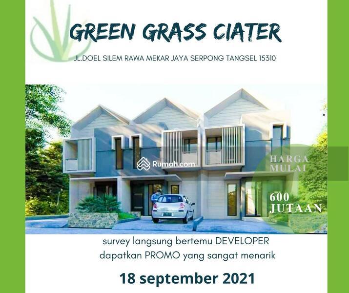 Green Grass Ciater hunian murah dekat tempat ibadah di bsd #109210349