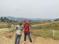 Dijual - Kavling Tanah Murah View Gunung, Hanya 49 Juta Lokasi Di Bogor