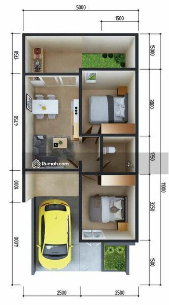 Rumah cluster Free biaya Dp all in 10 juta di Bojong kulur Gunung putri Bogor #109227191