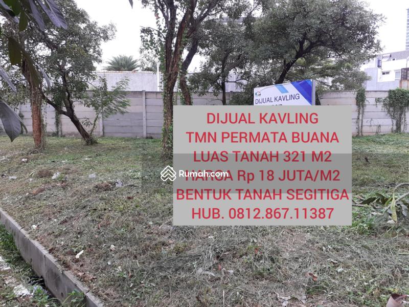Dijual Kavling Siapbangun Rp 17,5 Juta Per M2 @ Taman Permata Buana #109238907