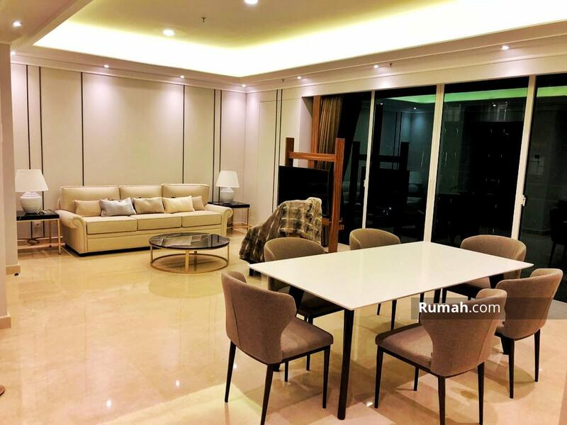 Disewakan Apartemen Pondok Indah Residence 3 BR Luas 178 m2 Full Furnish #109239839