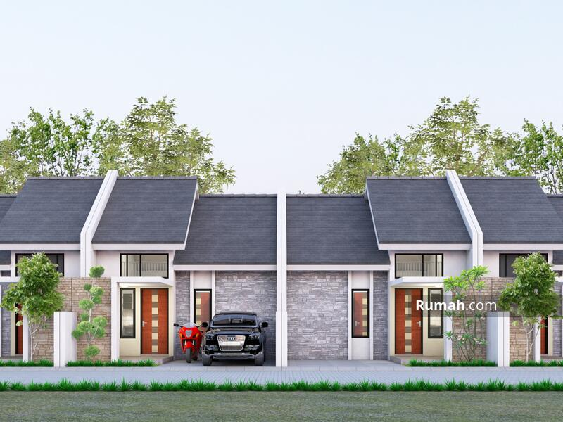 Rumah Minimalis di di Bojong Gede Bogor Dekat Stasiun #109251523