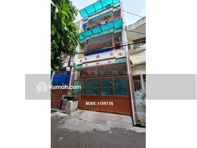 Dijual - KODE :15597(Dj) Rumah Dijual Pademangan, Luas 5x15, 5 Meter