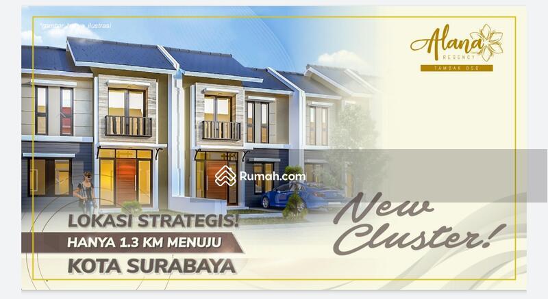Rumah Milenial 500jt Deket Surabaya #109274429