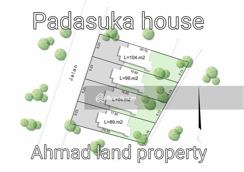 Dijual Vila dekat Antapani Bandung (Padasuka house) #109274645