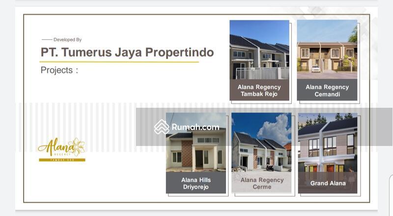 Rumah 500jt Alana Regency Arah Surabaya #109275579