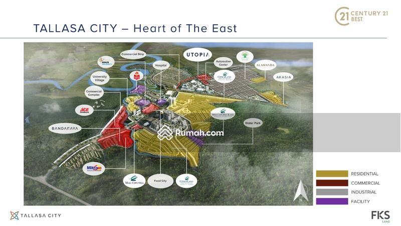 Cluster terbaru utopia tallasa city harga 600jtaan full furnish #109294733