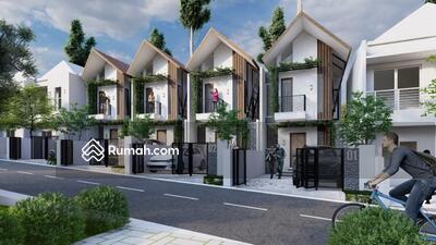 Dijual - Padasuka Town House, cluster bergaya modern dan elegan di Bandung Utara