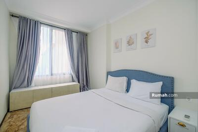 Disewa - 1BR, 2BR Fully Furnished & Unfurnished with AC Apartemen Permata Hijau Suites by Travelio