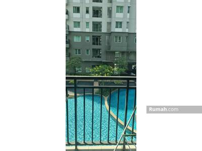 Dijual - Dijual Apartement Thamrin Residences 2 BR Jakarta Pusat - Pool View, Low Floor
