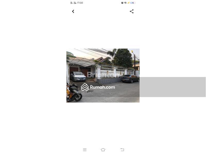 Rumah luas full furnish 2 Lantai Bintara Bekasi Barat (DVJ) (18) #109347577