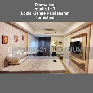 Disewa - Apartemen MDL Louis Kienne Pemuda Semarang