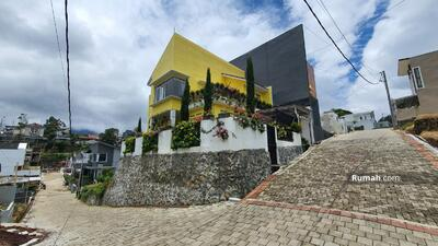 Dijual - Rumah villa minimalis lembang asri bandung