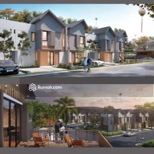Dijual - Rumah di Sentul Bogor Dekat Tol & Stasiun LRT Murah Modern Minimalis Tipe Agra Deluxe 70/120