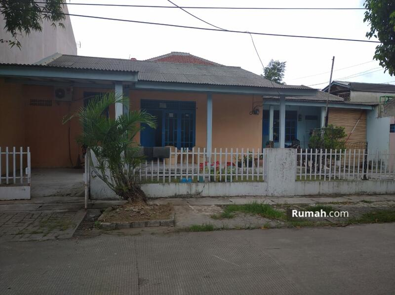 Rumah Hoek LT.255/LB.200 dengan 5KT/3KM di Perumnas II Karawaci, Cibodas,Tangerang, Banten #109378915