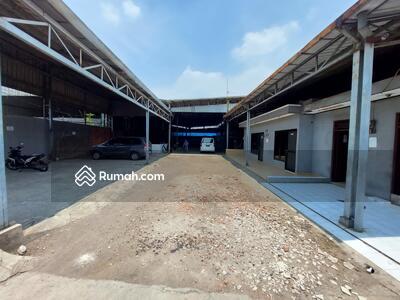 Dijual - gudang di bekasi raya lebar 20 luas tanah 870 m2