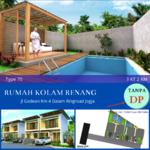 Rumah Sleman Dalam Ringroad Desain Impian Dengan Kolam Renang