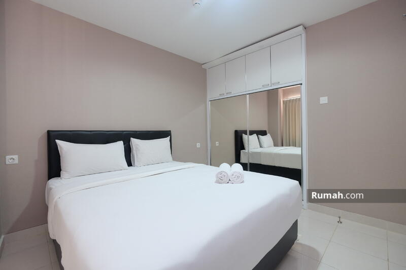 Studio, 1BR, 2BR Fully Furnished & Unfurnished with AC Apartemen Sentul Tower by Travelio #109425693
