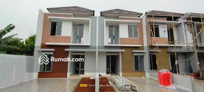 Dijual - Cluster 2 lantai startegis pinggir jalan raya Jatiwarna Bekasi